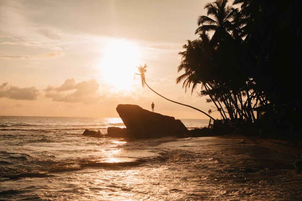 les plus belles plages du sri lanka lors d'un voyage sur mesure