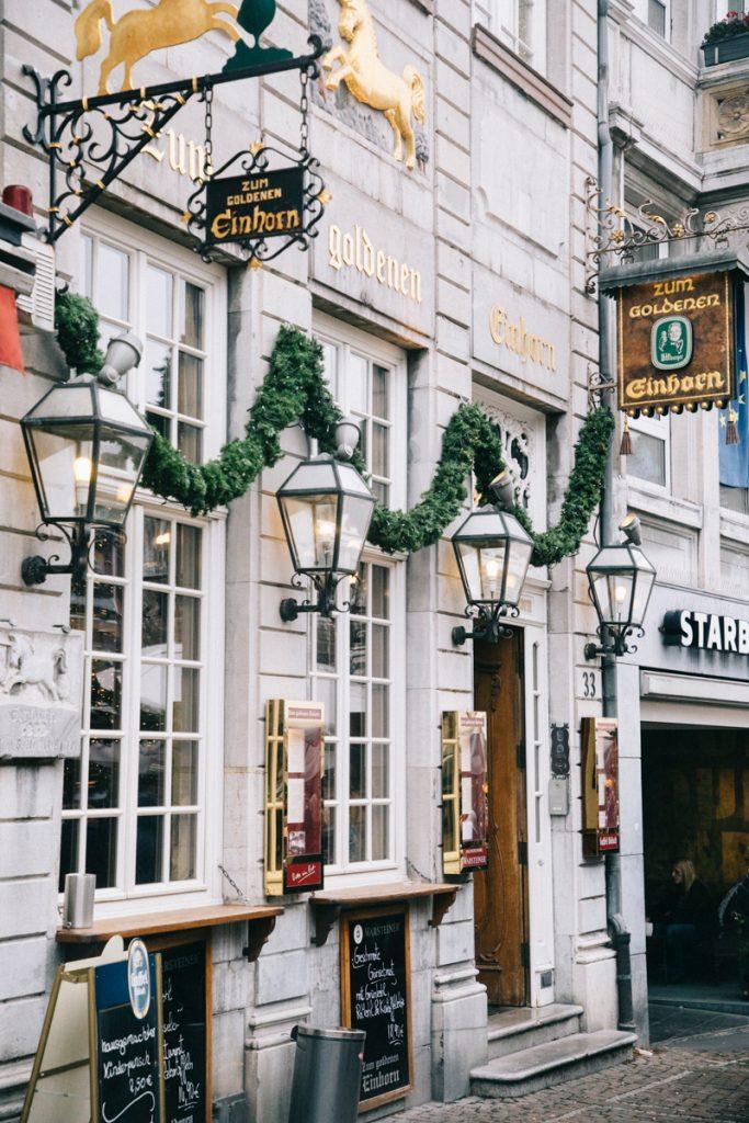 bonnes adresses de restaurants à Aix-la-Chapelle