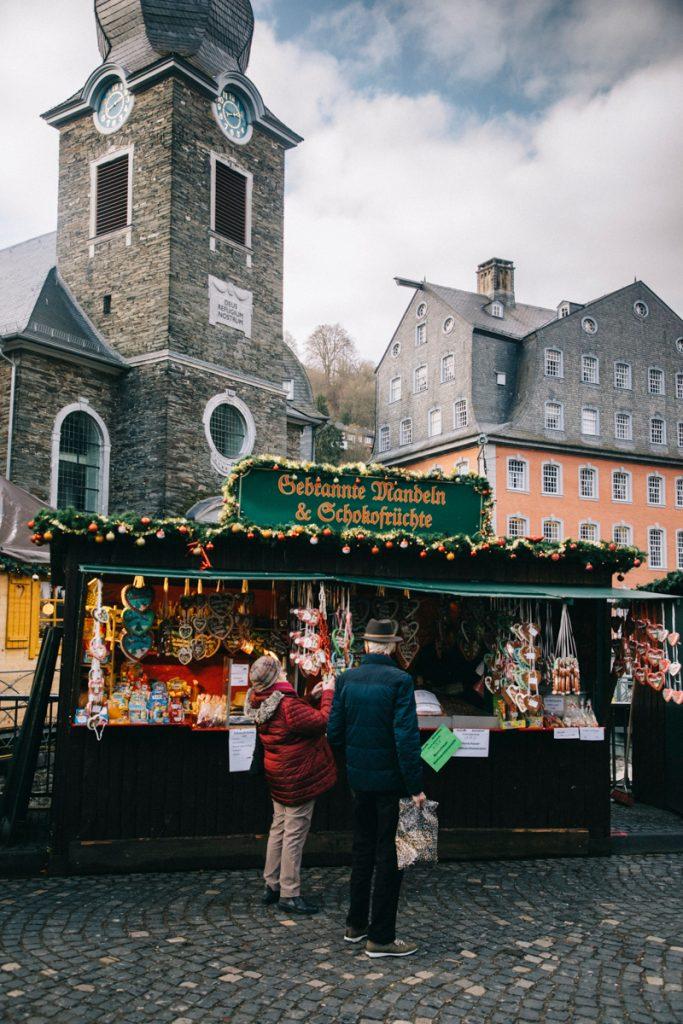 visiter la région d'Eifel et ses marchés de Noël