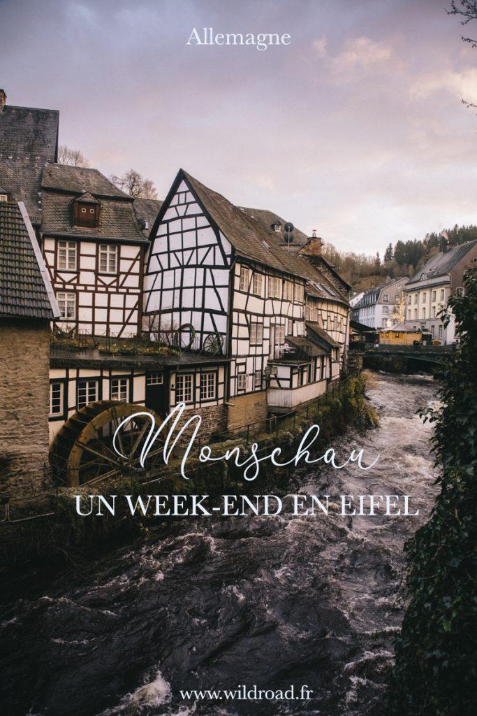 un week-end en Allemagne pour faire les marchés de Noël : découvrir la ville d'Aix-la-Chapelle et de Montjoie