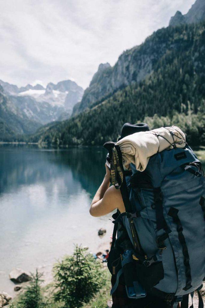 La randonnée-bivouac en Autriche : idée et conseils pour réussir son camping sauvage
