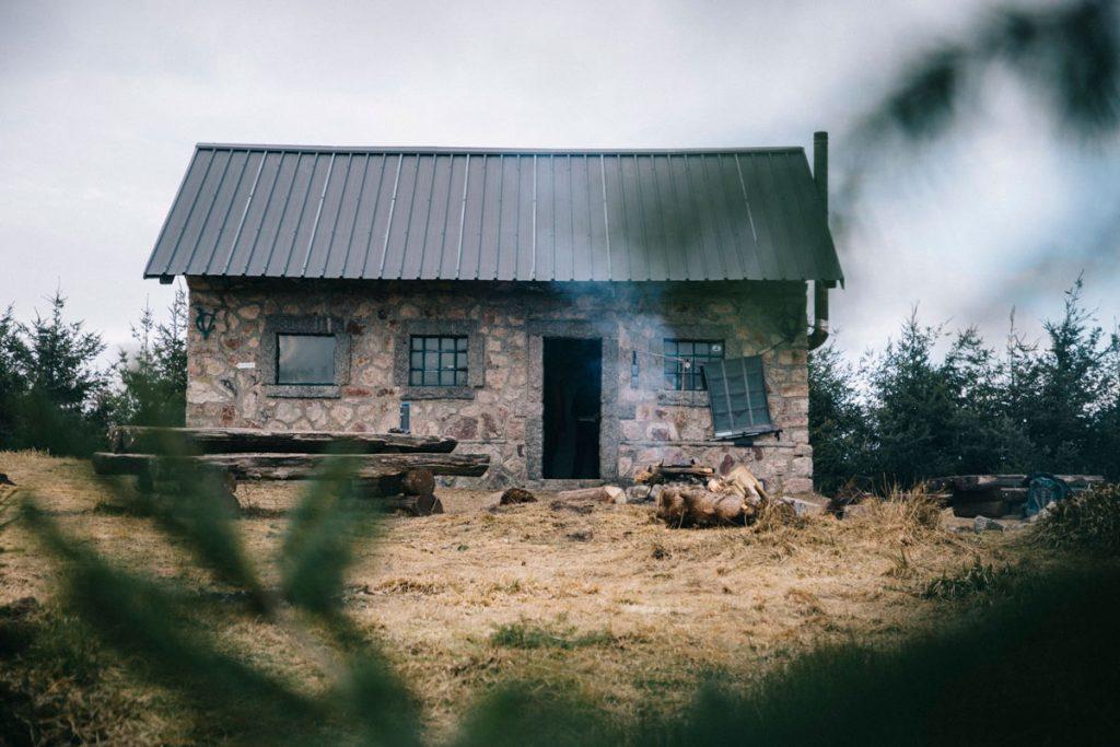 le refuge du petit-Brézouard, une grande capacité dans les Vosges