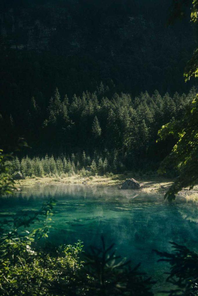 l apurée des lac autrichien en Haute-Autriche à découvrir lors d'un road-trip