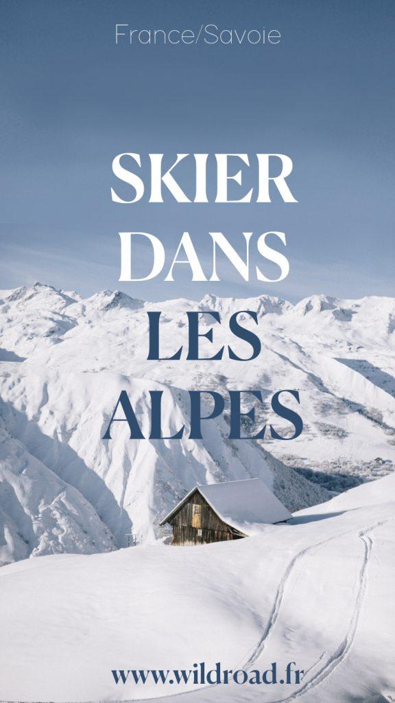 Quelle station de ski choisir pour découvrir les Alpes en Hiver ? Le Corbier fait partis du domaine skiable des Sybelle, le 4 ème domaine skiable de France
