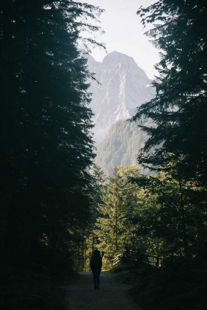 L'autriche et le camping sauvage : réglementation et spot de bivouac