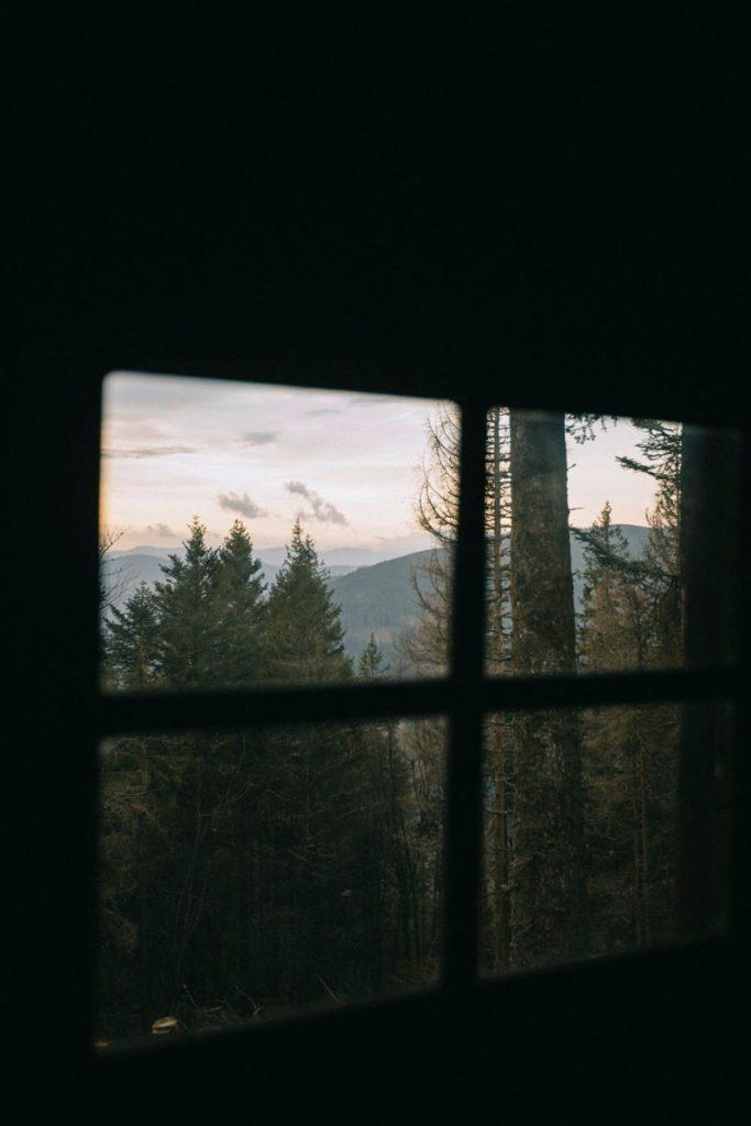 les regles de conduite pour rester dans un refuge non-gardé dans les Vosges