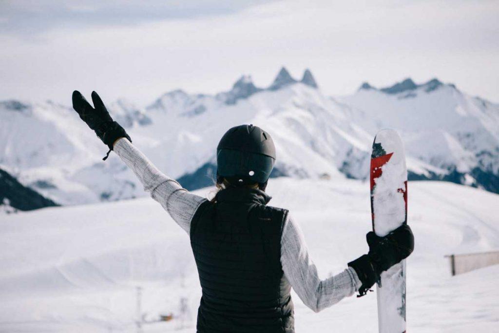 Découvrir le domaine skiable des Sybelles