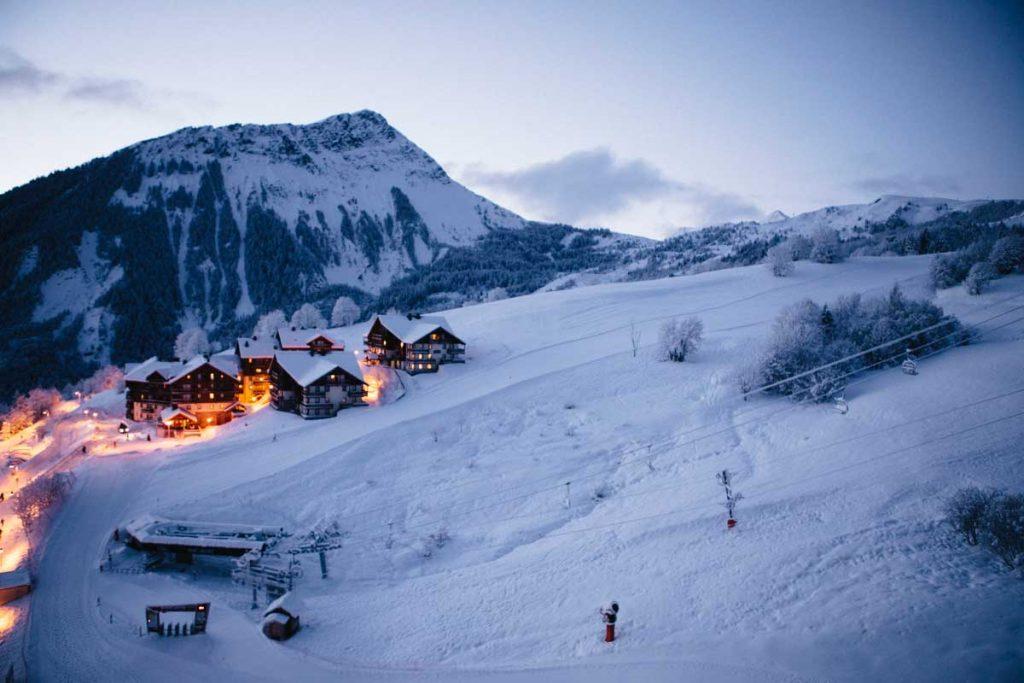 Découvrir la station de ski du Corbier dans la vallée de la Maurienne