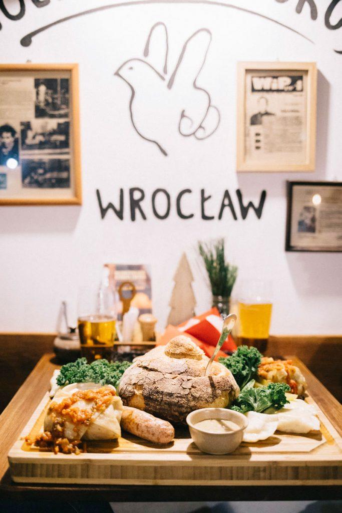 konspira, le restaurant Communiste à tester lors d'un séjour à Wroclaw