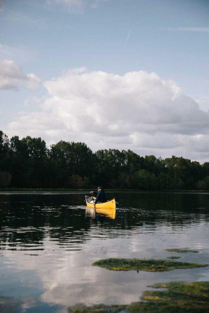 descendre la Loire en Canoë en un week-end