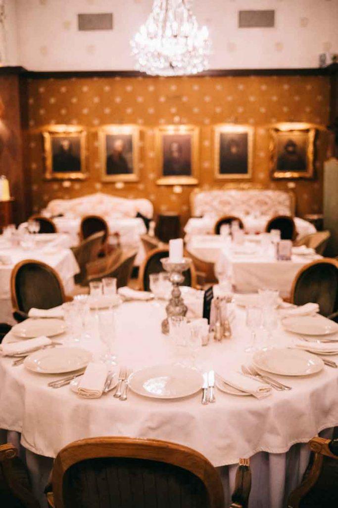 Le restaurant Tsar de Ginza Project à Saint-Pétersbourg