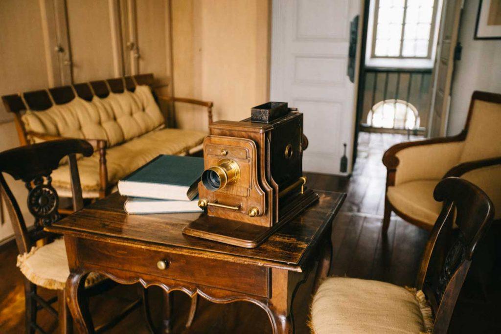 Visite guidée du domaine de George Sand à Nohant dans le Berry. crédit photo : Clara Ferrand - blog Wildroad