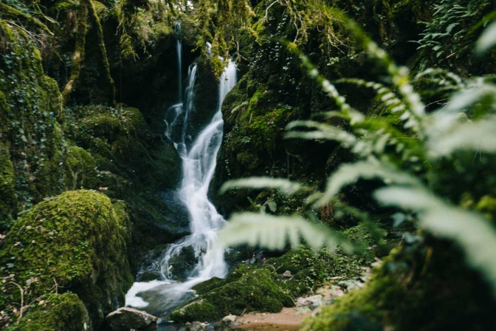 La cascade de Chatillon, un endroit nature secret dans le Berry. crédit photo : Clara Ferrand - blog Wildroad
