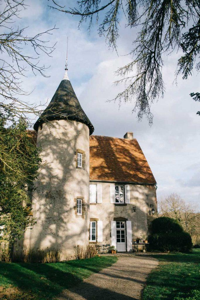 Hébergement insolite en Indre, le chateau de Breuil. crédit photo : Clara Ferrand - blog Wildroad