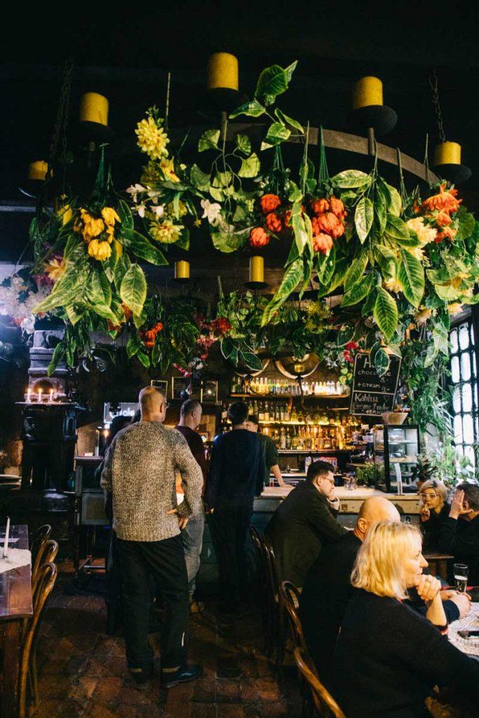 Les meilleures adresse de restaurants à Cracovie. credit photo : Clara Ferrand - blog Wildroad