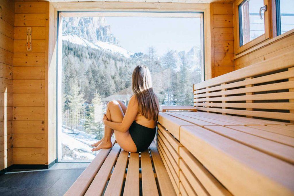 Quel hébergement choisir pour son road trip dans les Dolomites en hiver ? credit photo : Clara Ferrand