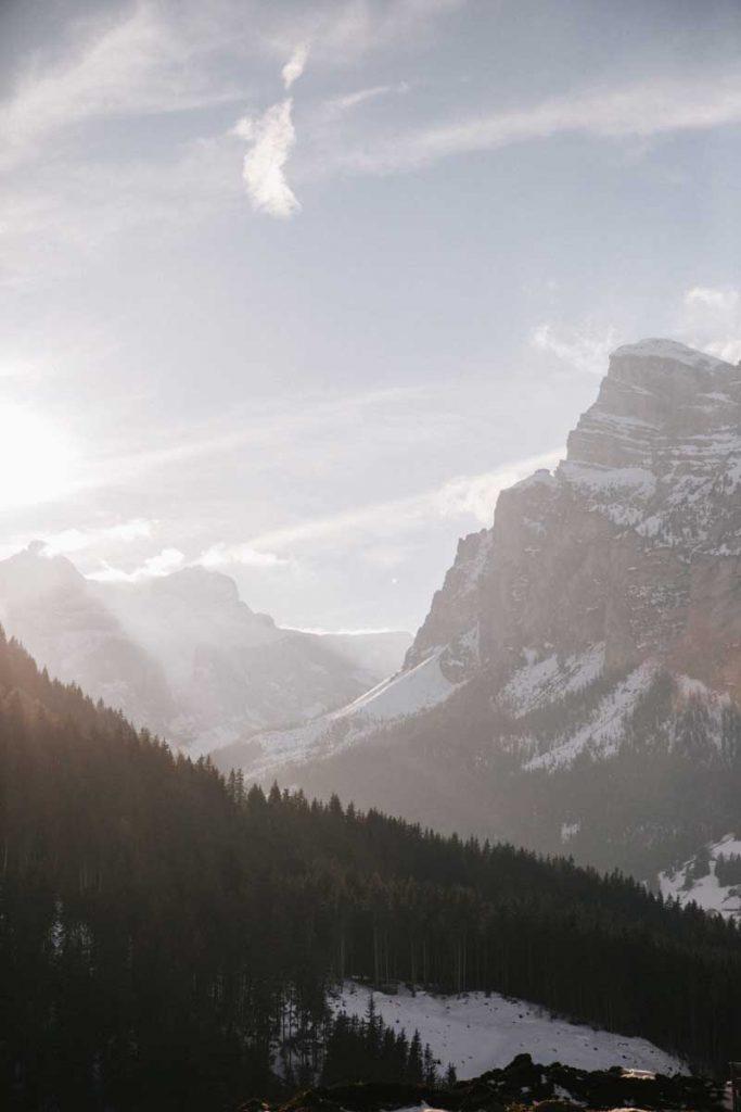 Les paysages magnifique des Dolomites c es montagnes italiennes classées au patrimoine mondial de l'UNESCO. Credit photo  : Clara Ferrand - blog Wildroad