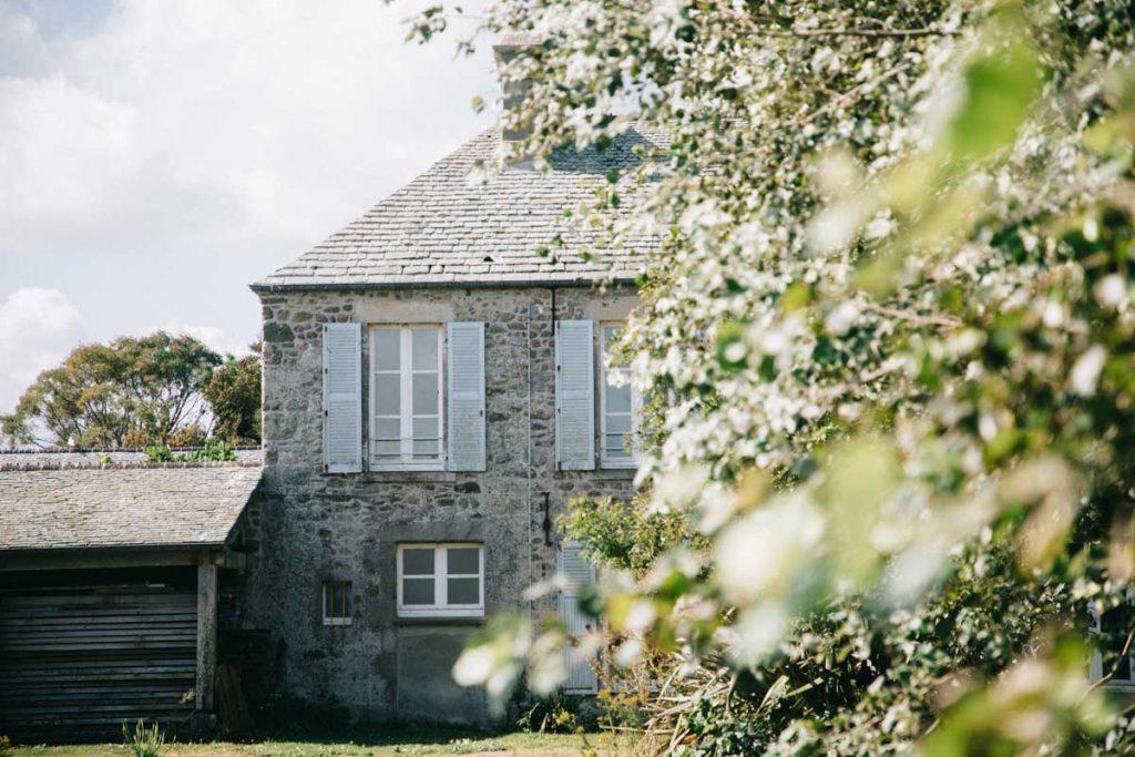 dormir au Lazaret de l'île de Tatihou dans le Cotentin. crédit photo : Clara Ferrand - blog Wildroad