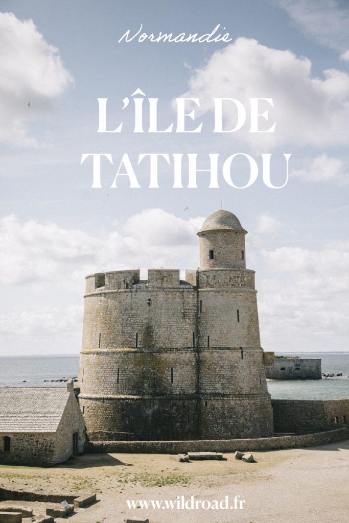 Partez à la découverte de l'île de Tatihou au large de Saint-Vasst-la-Hougue dans le Cotentin. L'histoire des marin du XVII ainsi que celle de l'architecte de Vauban vous sera conté  par les monuments de l'île comme le Lazaret et le fort. crédit photo : Clara Ferrand -blog Wildroad #normandie #fortvauban #tatihou #cotentin #france #weekend
