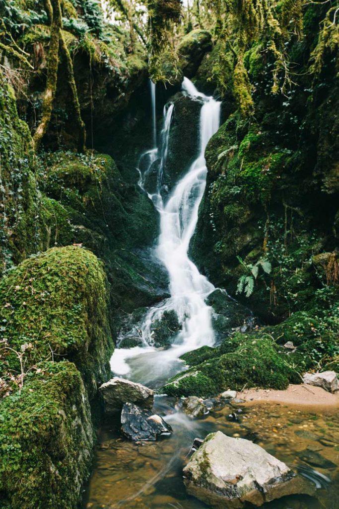 Découvrir le Berry lors d'un week-end nature avec la cascade de Chatillon. crédit photo : Clara Ferrand - blog Wildroad