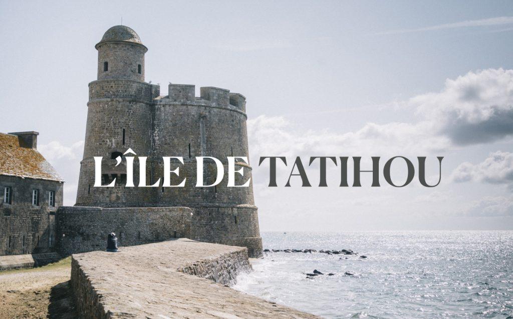Tatihou, une île au large de Saint-Vasst-la-Hougue