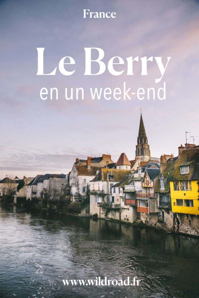 Découvrez la vallée de la Creuse et ses petits village : d'argentin-sur-Creuse à le Blanc. Crédit photo : Clara Ferrand - Blog Wildroad #berry #indre #lacreuse #village #france #weekend