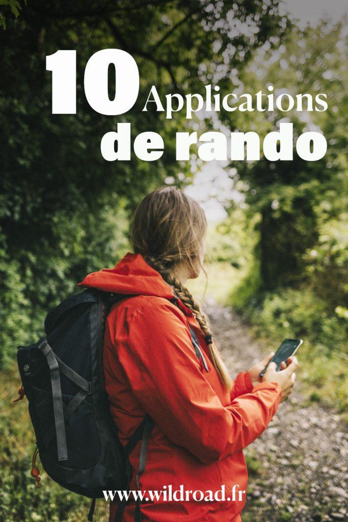 Les 10 meilleures applications pour trouver des randonnées autour de chez soit. Télécharge les fichier GPX pour suivre les traces de vos randonneurs préférés. crédit photo : Clara Ferrand - blog wildroad. #application #randonnée #france #itineraire #travelblog