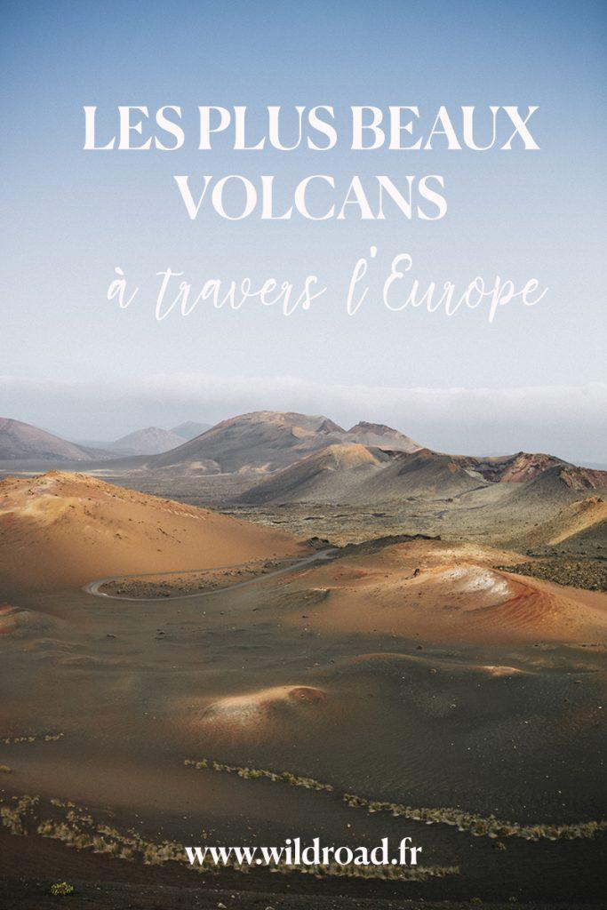 Quels sont les plus beaux volcans d'Europe. Un voyage à travers le vieux continant explosif. crédit photo : Clara Ferrand - blog Wildroad . #europe #volcan #travelblog #etna #stromboli #pico #acore #madere