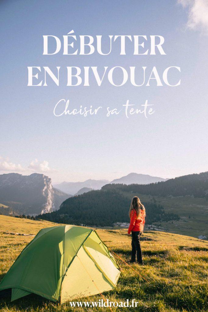Trouver la tente parfaite pour débuter avec le camping sauvage cet été. Voici une tente qui se transforme en hamac, en taro, en abris etc. crédit photo : Clara Ferrand - blog Wildroad #weekend #outdoorgear #tentetrek #bivouac #chartreuse #france