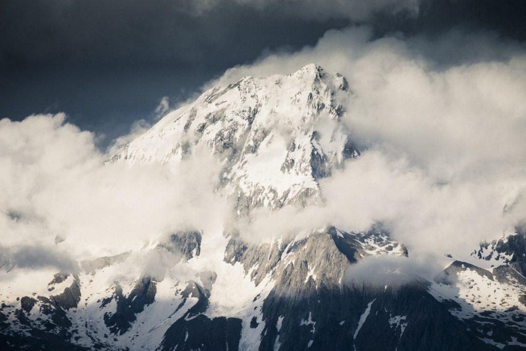 Les glaciers du parc national de la Vanoise. crédit photo : Clara Ferrand - blog Wildroad