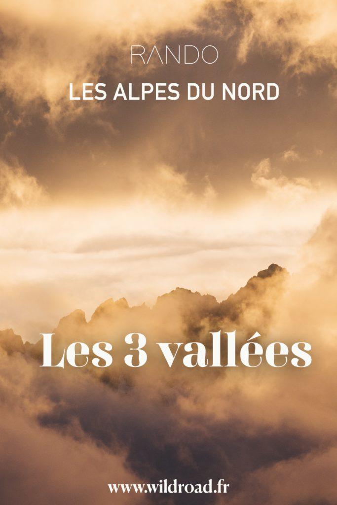 Les randonnées incontournables à faire autour de Meribel dans les 3 vallées. Crédit photo : Clara Ferrand - blog Wildroad #savoie #3vallees #meribel #randonnee #alpes #hiking