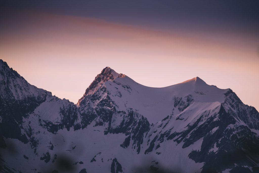 Le glacier de la grande Casse dans le massif de la Vanoise/ crédit photo : Clara Ferrand - blog Wildroad #vanoise #grandecasse #lesalpes #france #savoie