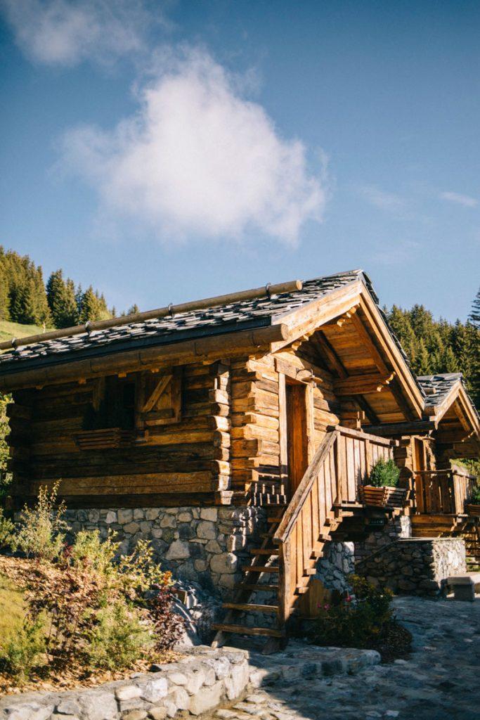 Les hébergements pour passe run week-end en amoureux en Savoie. crédit photo : Clara Ferrand - blog Wildroad