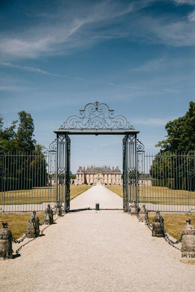 Que faireautour de Troyes pendant un week-end dans l'Aube ? la visite du chateau de la Motte Tilly. crédit photo : Clara Ferrand - blog Wildroad.