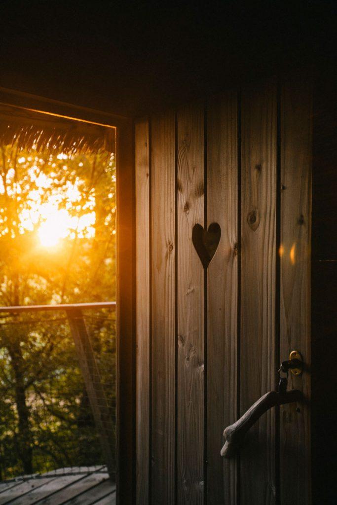 Les cabanes du bois d'Orient pour un week-end en amoureux dans l'Aube. crédit photo : Clara Ferrand - blog Wildroad