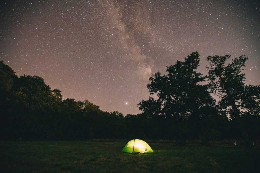 Où faire du camping sauvage autour de Troyes pour un week-end nature. crédit photo : Clara Ferrand - blog Wildroad