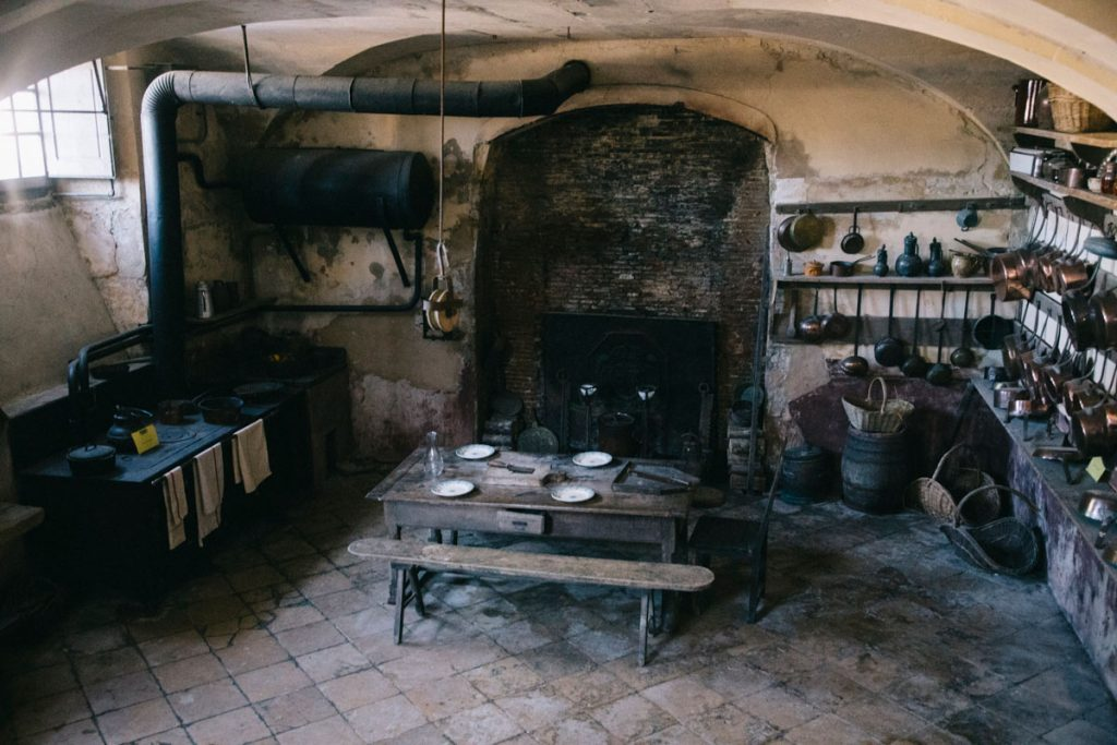 Un week-end entre amis au chateau de Vaux pour jouer à un escape Game. crédit photo : Clara Ferrand - blog Wildroad