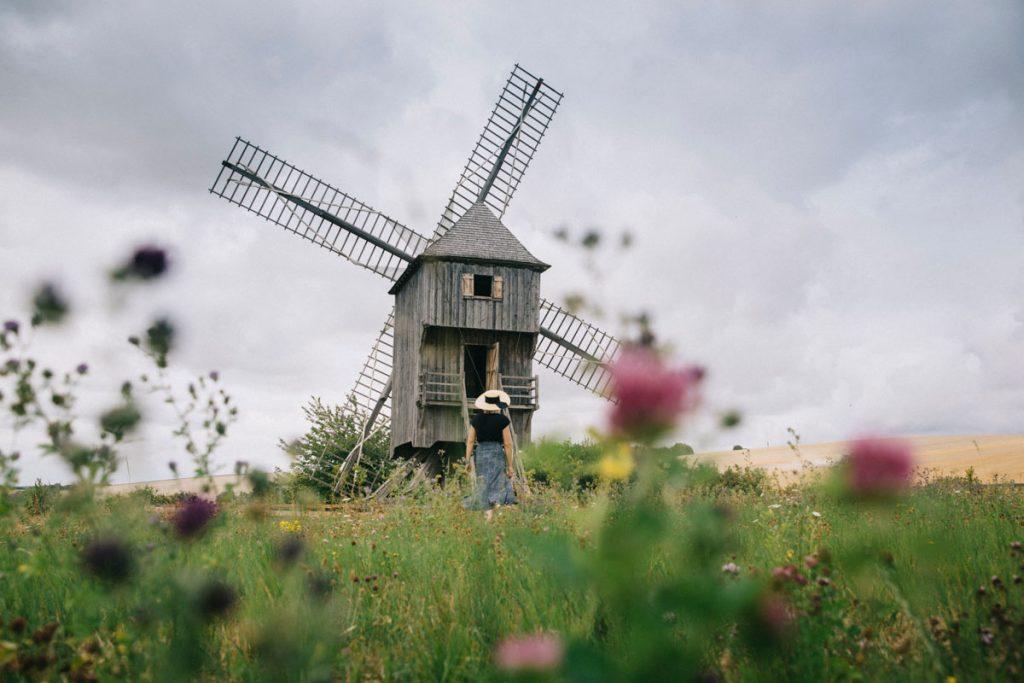 Visiter le moulin de Dosches dans l'Aube. crédit photo : Clara Ferrand - blog Wildroad