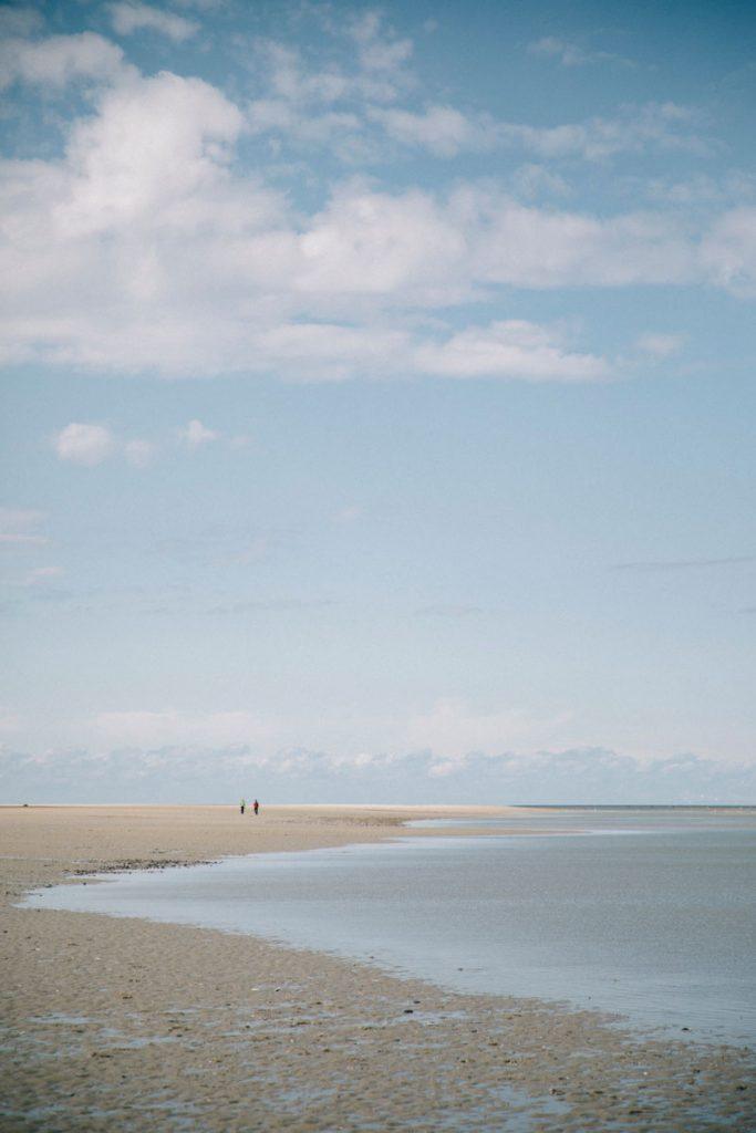 Le paysage de la Baie de Somme en Picardie dans les Hauts de France. crédit photo : Clara Ferrand - blog Wildroad