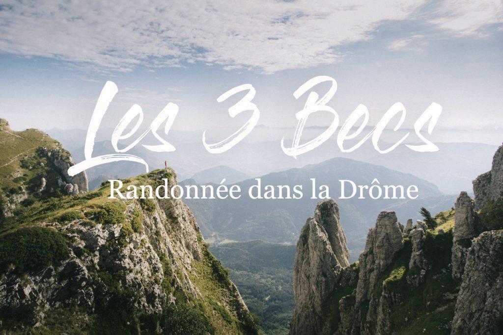 La randonnée des 3 becs et la foret de Saou dans la Drôme