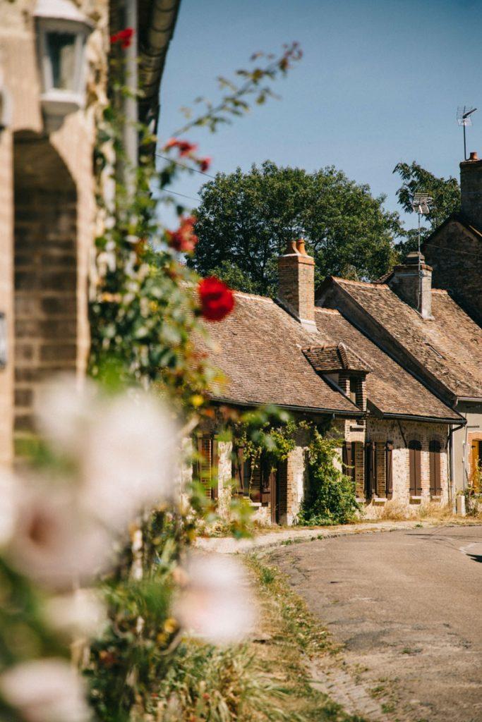 Visiter le petit village de marnas-sur-Seine dans la vallée de la Seine dans l'Aube. crédit photo : Clara Ferrand - blog Wildroad