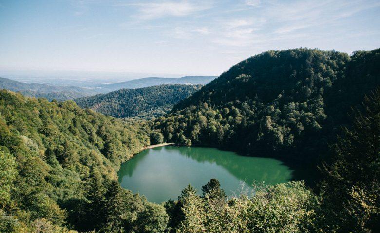 La randonnée de la traversée du massif des Vosges sur le GR5