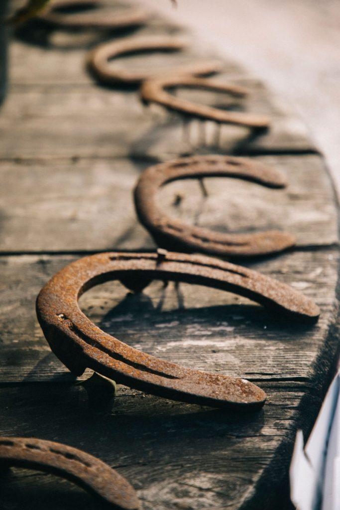 Le ranch San Diego pour une balade à cheval magique près de Bonifacio. crédit photo : Clara Ferrand - blog Wildroad
