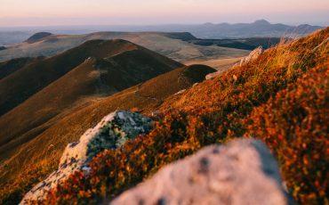 Faire une randonnée sur les volcans d'Auvergne en 4 jours