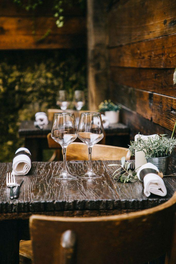 Ciccio le restaurant pour manger une bonne cuisine Corse à Bonifacio. crédit photo : Clara Ferrand - blog Wildroad