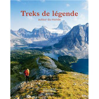Trek de légende autour du monde, Guides bleus à offrir à noël