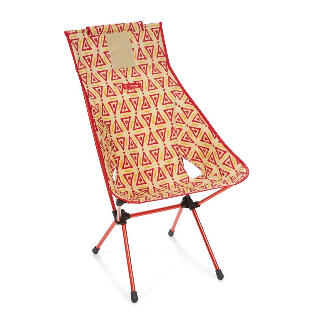 Une chaise de camping pour un cadeau spéciale bivouac hélinox