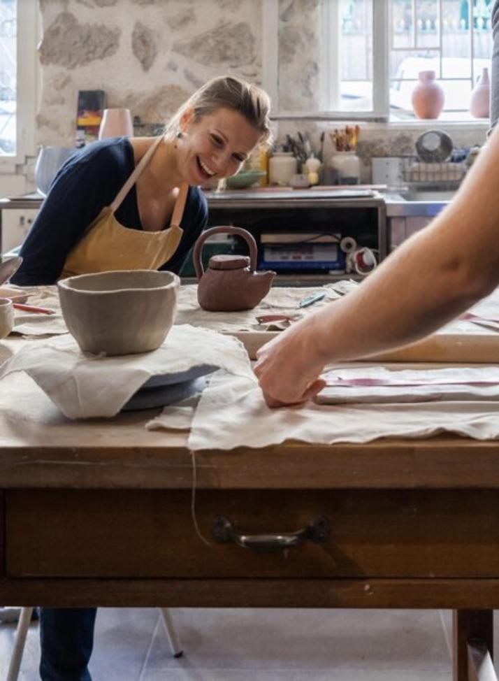 Un atelier avec un artisan pour faire des choses de ses 10 doigts, Wecandoo