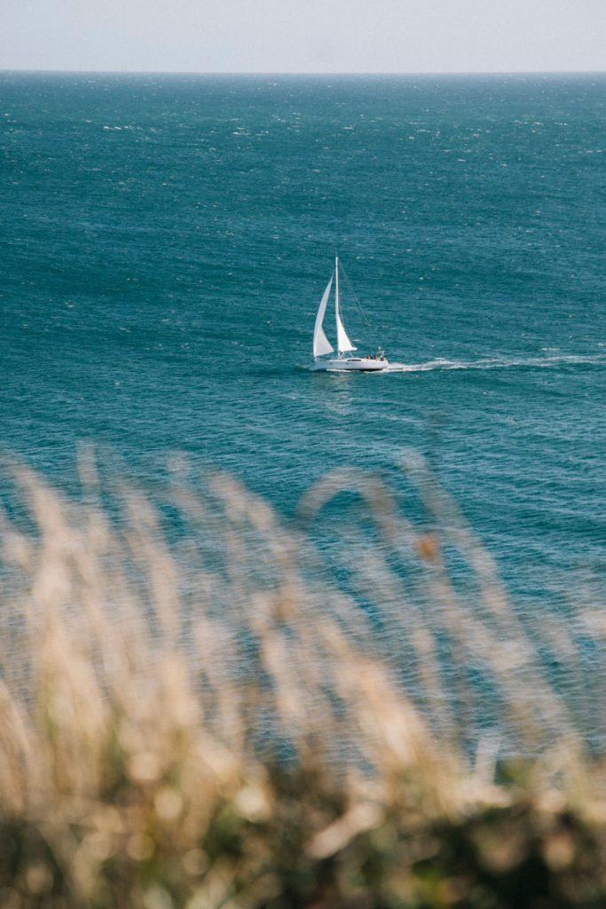 La plus belle randonnée à faire à Belle-Île-en-mer. crédit photo : Clara Ferrand - blog Wildroad