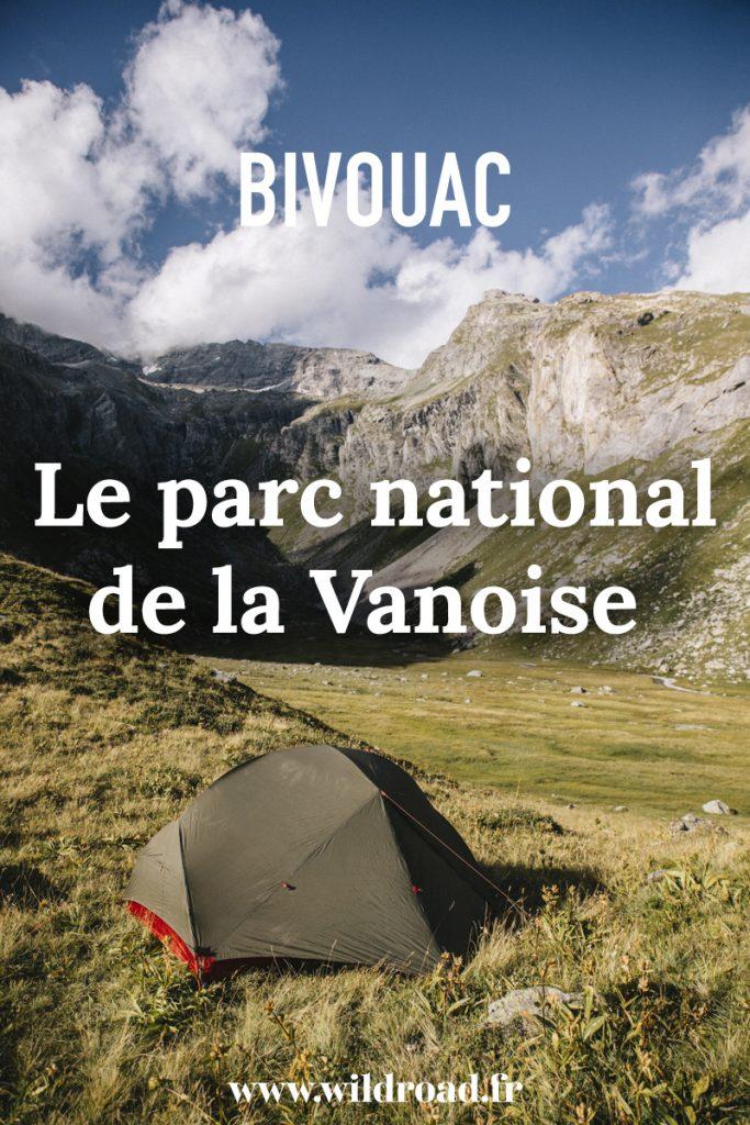 Bivouac dans le parc national de la Vanoise. Un itinéraire de 3 jours de randonnée dans les plus beaux paysages des Alpes Françaises. crédit photo : Clara Ferrand - blog Wildroad #alpes #bivouac #parcdelavanoise #glacier #camping #randonnée #hiking #savoie